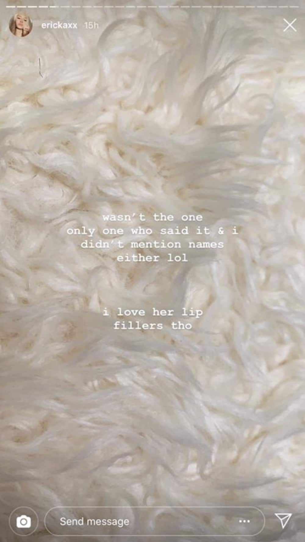 James Reid's ex-GF Ericka Villongco and Nadine Lustre's Instagram stories trigger mixed reactions