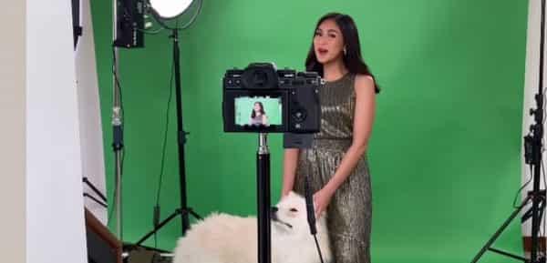 Sarah Geronimo's photo while wearing loose dress during shoot goes viral