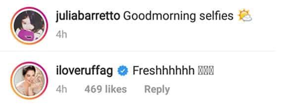 Gretchen Barretto bashes Ruffa Gutierrez after she praised Julia Barretto on IG