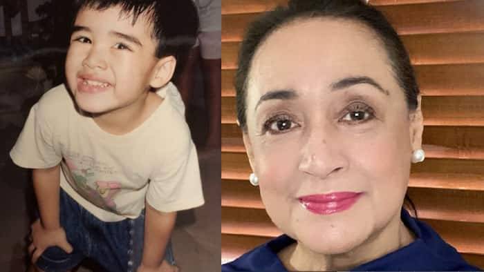 Coney Reyes posts adorable childhood photo of Vico Sotto on his birthday