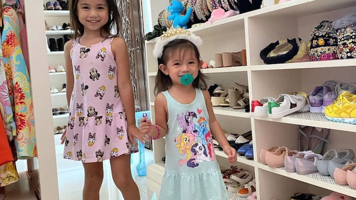 Mariel Padilla posts photo of her adorable kids being stylish like her