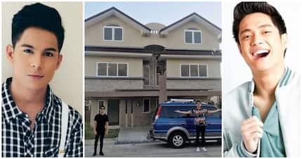Boyband PH members Niel Murillo and Ford Valencia flaunt their new houses