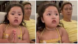 Celebrities, netizens love heartwarming video of Tali singing worship song