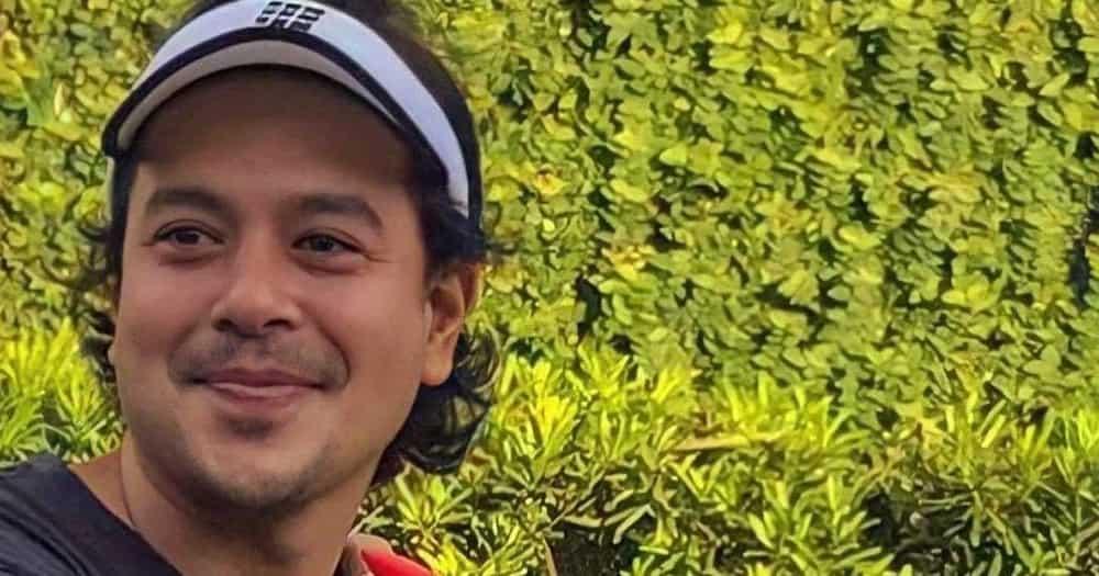 Panibagong mga larawan ng mag-amang John Lloyd Cruz at Elias Modesto, pinagkaguluhan ng netizens