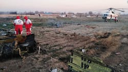 Ukraine Int'l Airline plane crashes right after its take-off in Iran