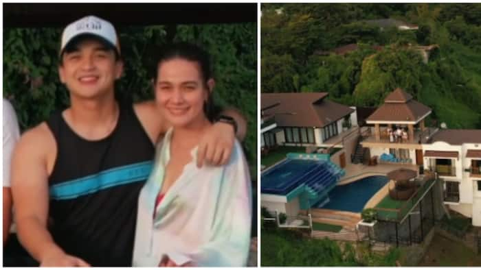 """Dominic Roque shows glimpse of their """"quick beach getaway"""" for Bea Alonzo's birthday"""
