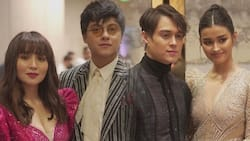 Favorite couple looks at the ABS-CBN Ball 2019