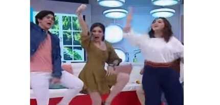 Tinodo na pag-awra! Carmina Villarroel napasabak sa mga 'uso' na dance challenge sa Sarap 'Di Ba