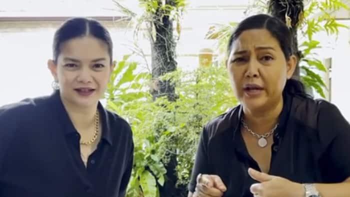 "Maricel Soriano on Meryll Soriano's 2 sons: ""Dalawa silang gwapo"""
