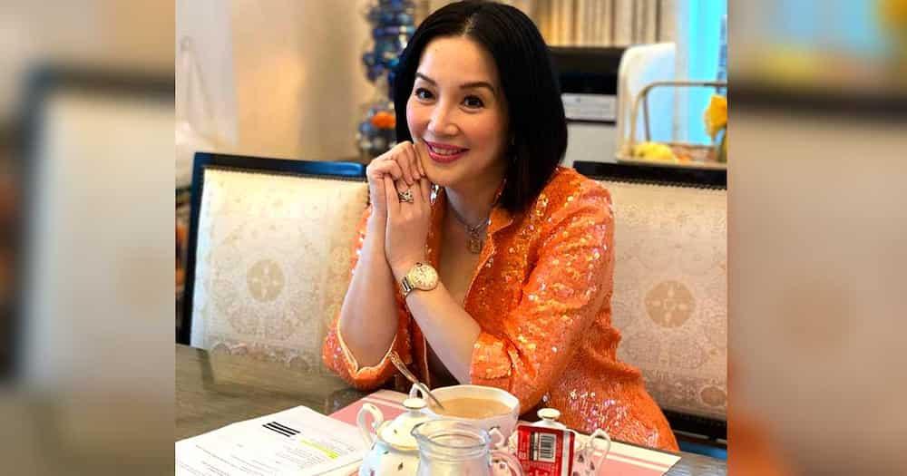 Kris Aquino, ipinakita ang flower bouquet na natanggap niya mula sa kanyang 'mystery man'