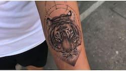 Astig! Tattoo artist, nag-alok ng serbisyo kapalit ng groceries
