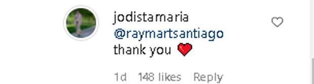 Raymart Santiago sends sweet birthday greeting to Jodi Sta. Maria