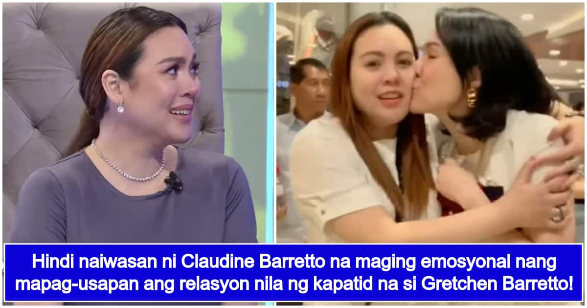 Claudine Barretto Addresses The Accusation On Her Being: Claudine Barretto Cries As She Addresses Real Status With