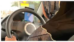 Lola na Grab driver, nagtatrabaho para matustusan ang mister na may sakit