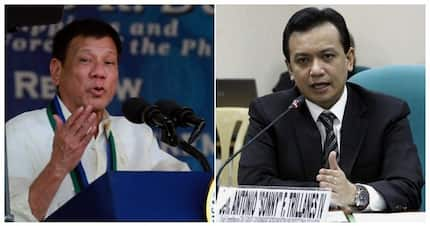 Duterte administration conducts investigation on Trillanes' parents' deals and transactions