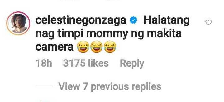 """Mommy Pinty, ginulat ni Alex Gonzaga sa isang viral video: Toni: """"Halatang nag timpi mommy"""""""
