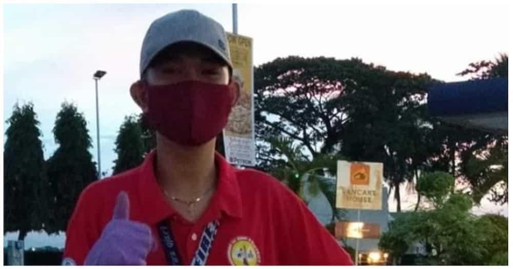 20-anyos na suma-sideline bilang frontliner, nais mabilhan ng laptop ang mga kapatid