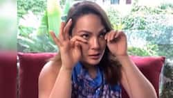 Teary-eyed KC Concepcion gets honest about having separated parents; Sharon reacts