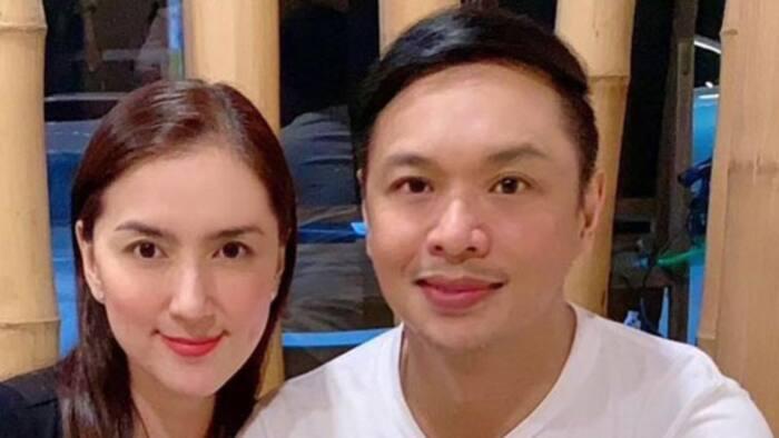 Ara Mina, ni-repost ang compilation ng mga sweet photos at video nila ni Dave Almarinez; mga netizens, kinilig