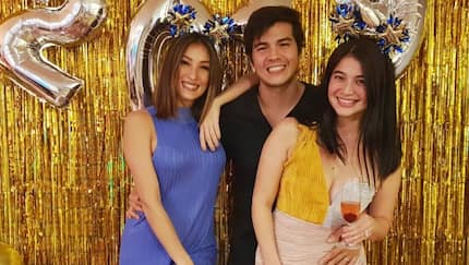 Anne Curtis' New Year photo & clips make netizens speculate she's pregnant
