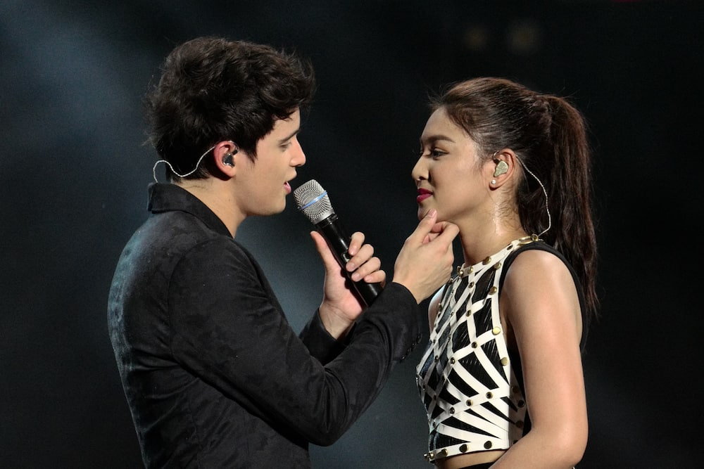 who is james reid dating?