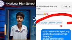 """Liham ng guro para sa kanyang """"favorite student"""" na yumao sa araw ng graduation, viral na"""