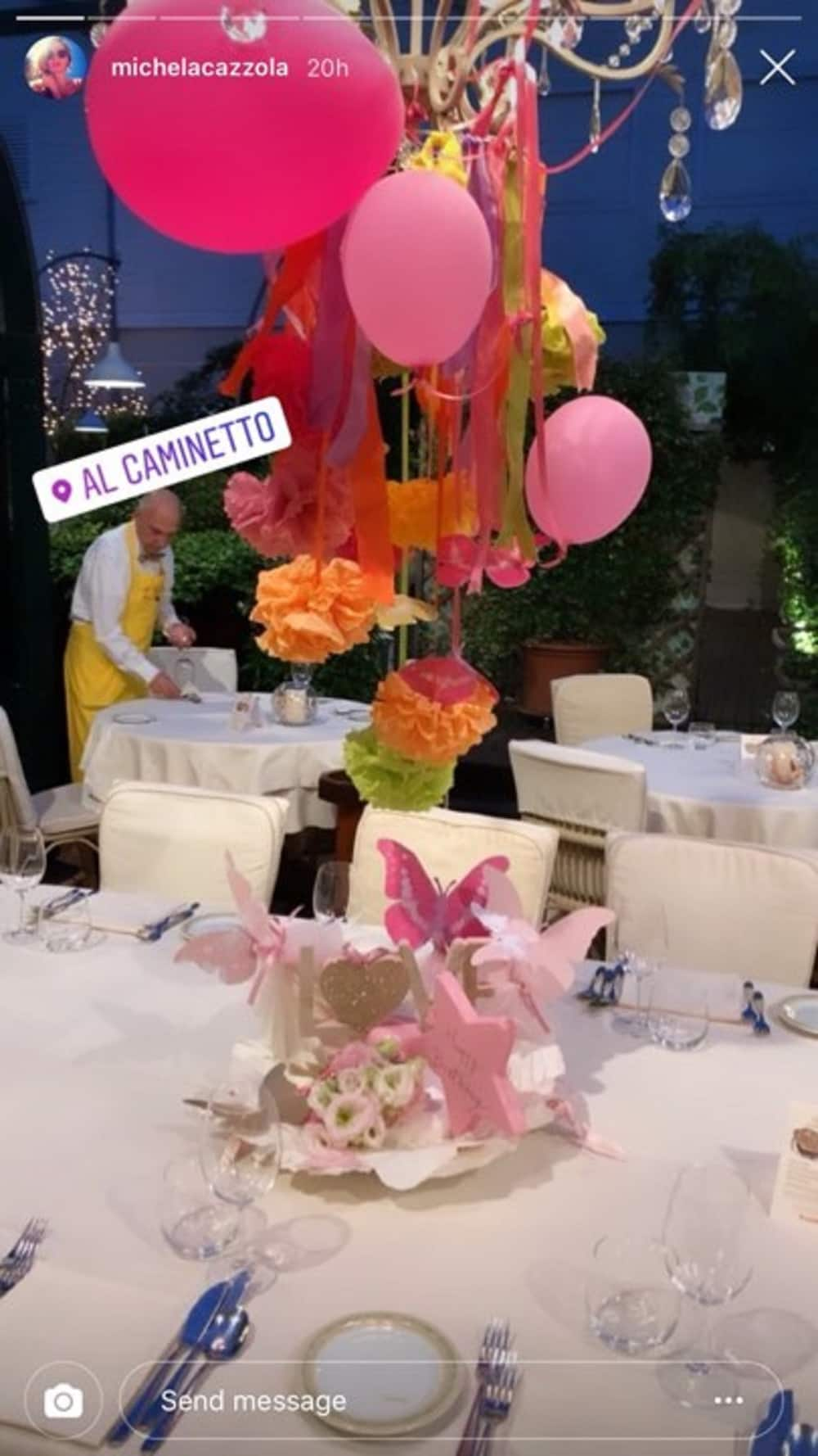 James Yap, Michela Cazzola's daughter celebrates 1st birthday in Italy