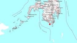 Earthquakes jolt Sarangani and Eastern Samar in same night