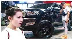 Jak Roberto, pag-upgrade ng kanyang dream car tila epic fail kay Barbie Forteza