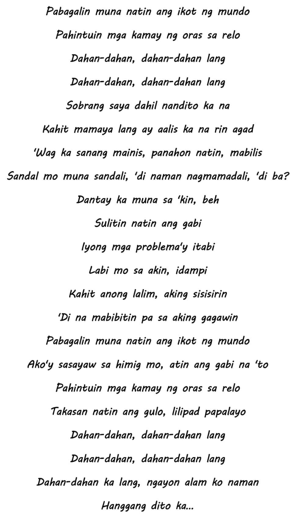 "Kantang ""Teka Lang"" ni Emman Nimedez, trending sa social media"