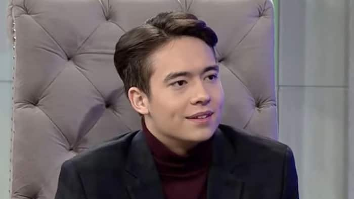 Jameson Blake admits he and rumored girlfriend Elisse Joson have parted ways