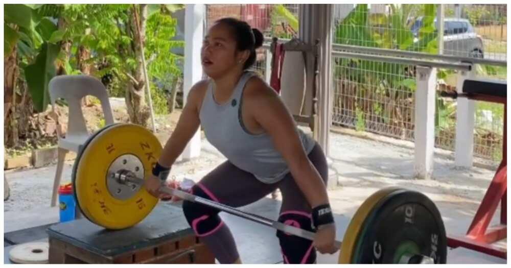 """Hidilyn Diaz, isiniwalat kung bakit sa Malaysia pa siya nag-training; """"'Di ako maka-focus"""""""