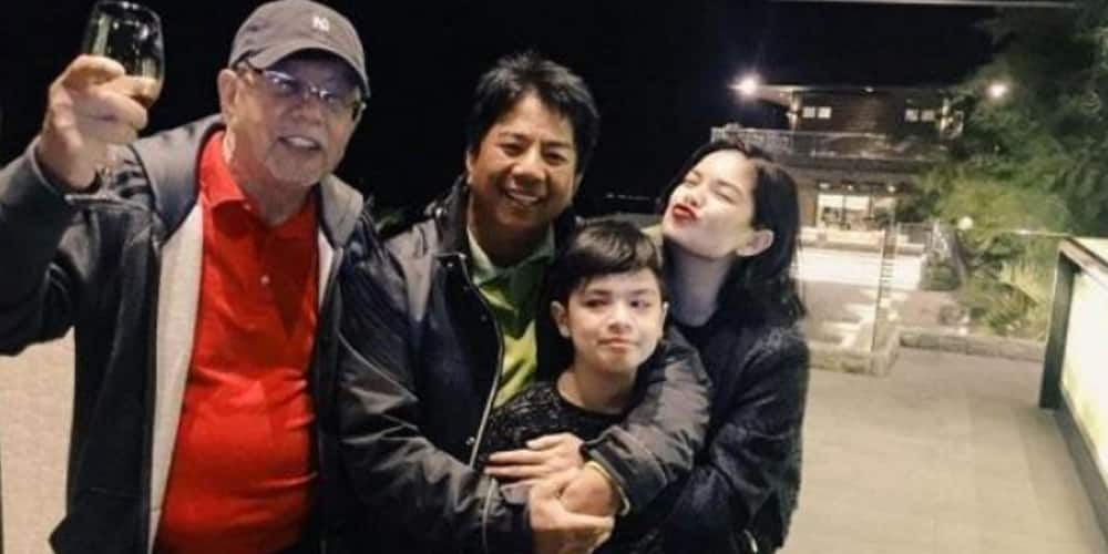 Willie Revillame's grandson is growing up to be a hunk, just like his famous lolo