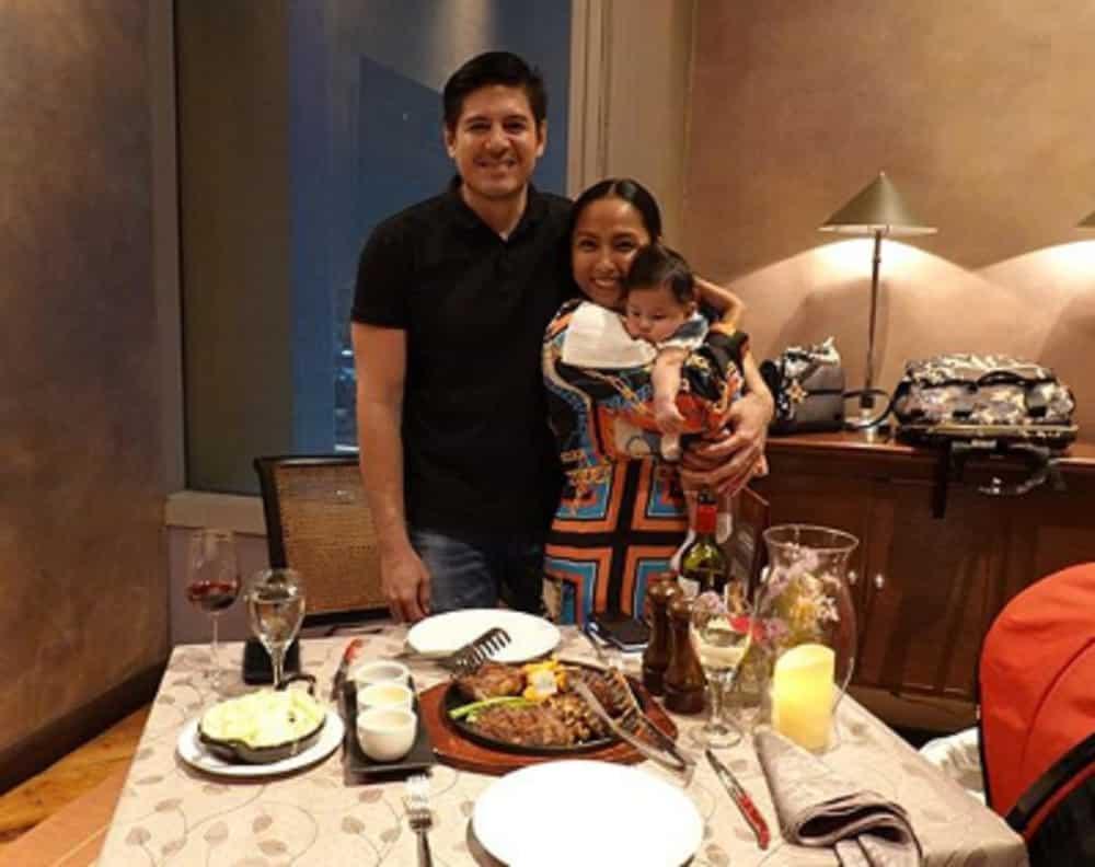 Rochelle Pangilinan posts sweet birthday message for husband Arthur Solinap