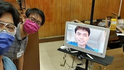 'E-dalaw': UP med creates computers that let COVID-19 patients talk to their loved ones