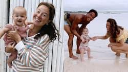 Andi Eigenmann, Philmar Alipayo pen sweet birthday messages for baby Lilo