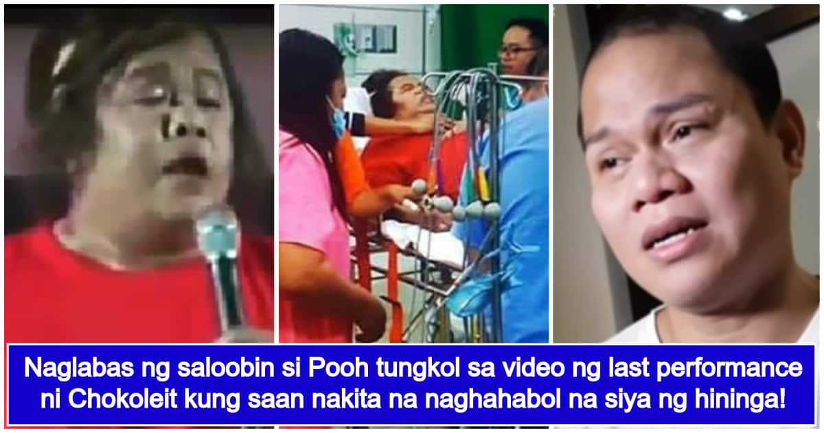 Chokoleit Comedian: Pooh's Heartbreaking Reaction Over Viral Video Of