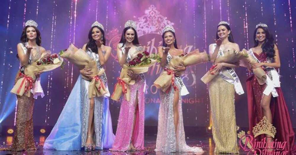 Winners ng Binibining Pilipinas 2021, pinagkaguluhan ang mga mala-dyosang kagandahan