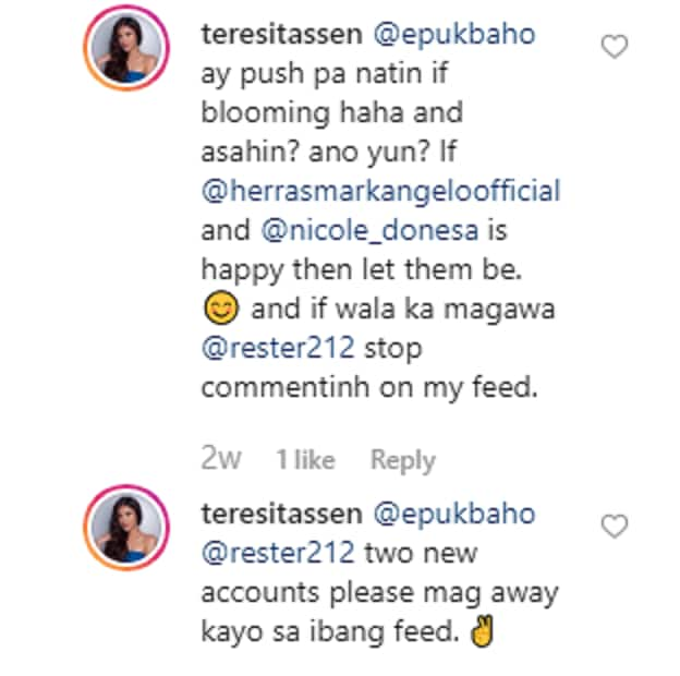 Winwyn Marquez claps back at netizens commenting about Mark Herras' new relationship