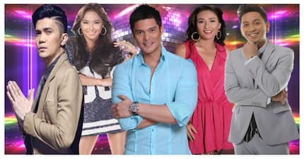 Top 13 Pinoy celebs na nag-umpisa sa showbiz bilang dancers