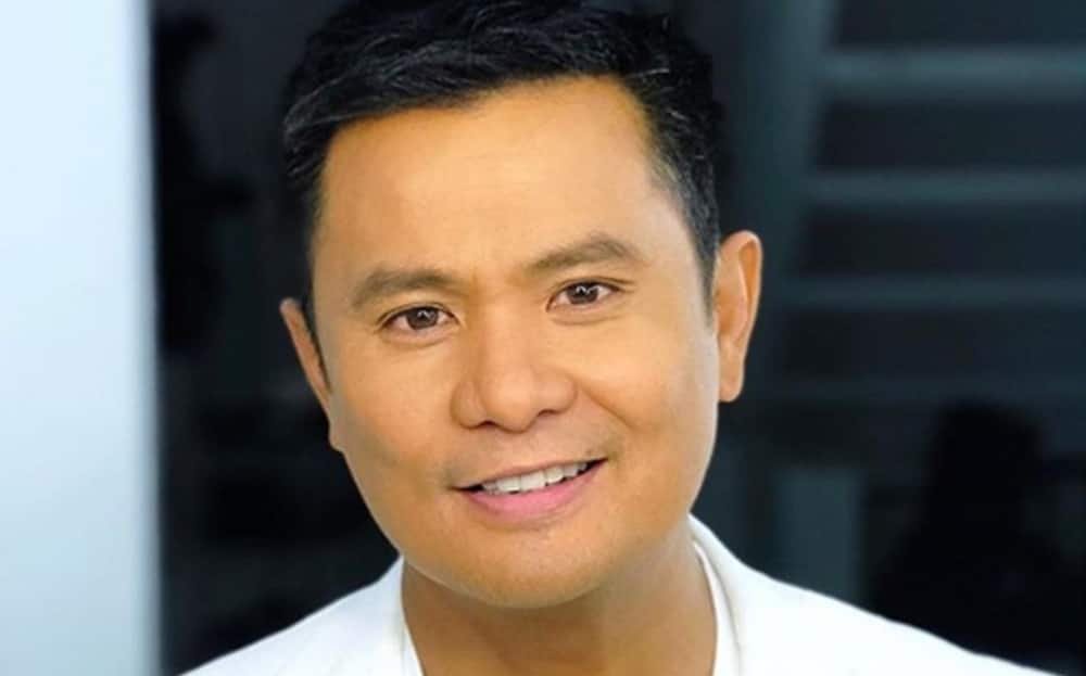 Ogie Alcasid posts his swab test result after initial rapid test showed he has COVID-19
