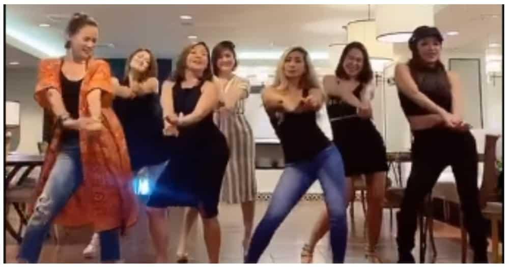 TikTok video ng original members ng Viva Hot Babes, nagpa-indak sa netizens