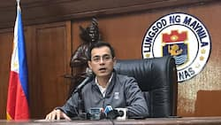 Moreno on De Lima's statement: there's no violation of human rights in Manila