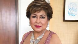 Annabelle Rama reacts to Gabby Lopez being asked to recite 'Panatang Makabayan'