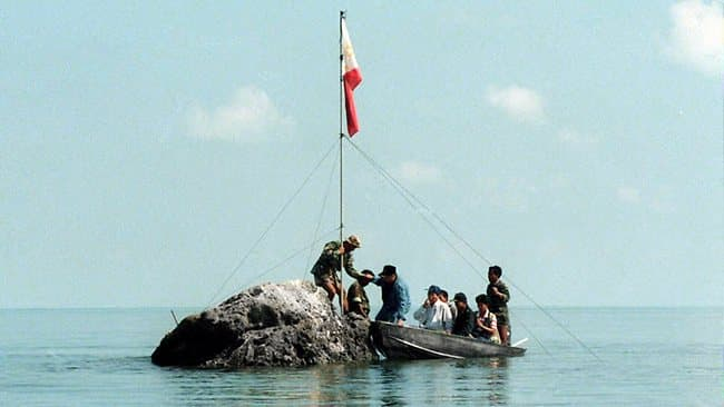Sen. Trillanes reveals how Philippines lost Scarborough Shoal to China