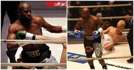 Floyd Mayweather makes $9 million in two minutes after defeating Tenshin Nasukawa