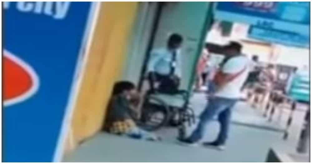 Tricycle driver na naaktuhang nanakit ng PWD, napikon daw sa biro