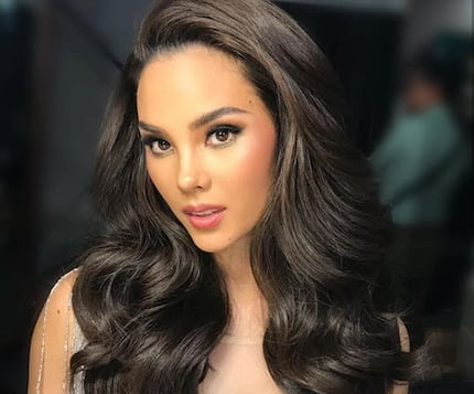 Catriona Gray breaks her silence on her iconic slow-mo turn & swimsuit walk!
