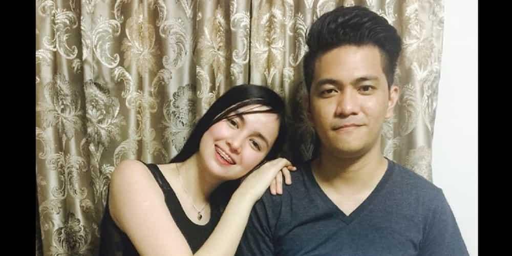 Kim Domingo and Zacharael Gelzz (Photo courtesy of Kim Domingo/Facebook)