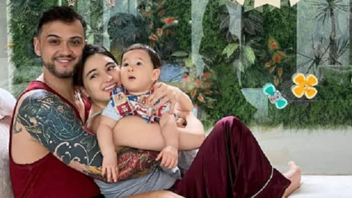Coleen Garcia shares glimpse of baby Amari's plantito-themed birthday party